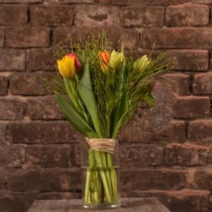 Tulpenstrauß gemischt